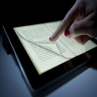 电子书导光板